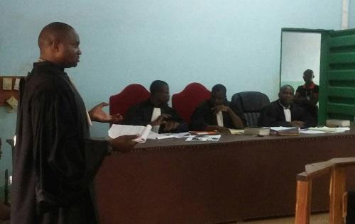 Saccage d'équipements à Nadiagou: Les prévenus et les témoins ont été entendus