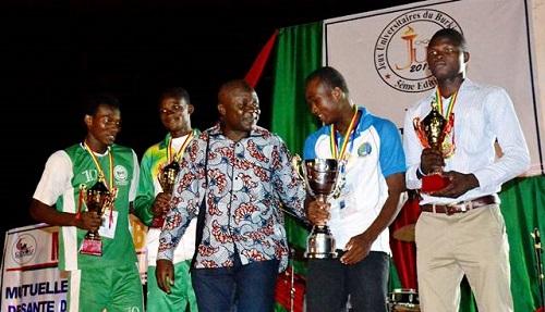 Sport et Culture: Koudougou, roi des cinquièmes Jeux universitaires
