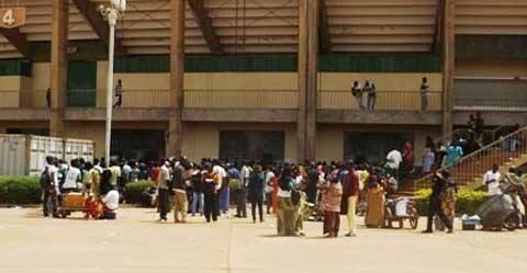 Fonction publique: Dernière cartouche des jeunes contre le chômage