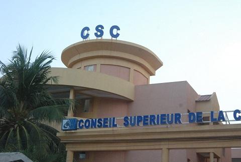 Rapport d'audit sur le CSC: Des OSC apportent leur soutien à Nathalie Somé