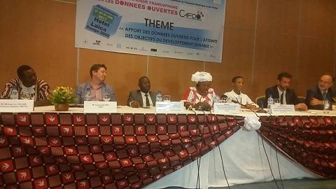 Données ouvertes: Ouagadougou a abrité la 1ère Conférence Afrique francophone