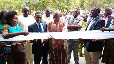 Province du Kénédougou: La Fondation Bank Of Africa offre des infrastructures sanitaires aux villages de Saraba et Bandougou