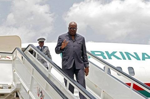 Le Président du Faso en Visite d'amitié et de travail ce 7 juin en Egypte