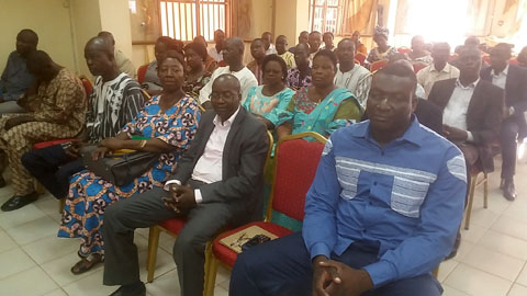 Transfert des compétences et des ressources aux Collectivités territoriales: Le Ministère de la jeunesse mène la réflexion