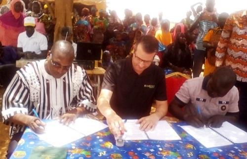 Commune de Falagountou: L'exécutif municipal a rendu compte de sa gestion 2016 à ses administrés