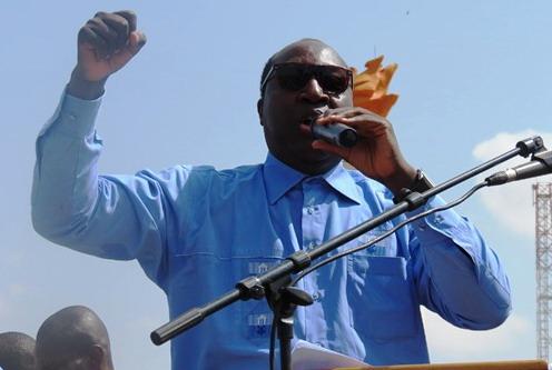 Burkina: L'Opposition politique dénonce des menaces sur la sécurité des opposants