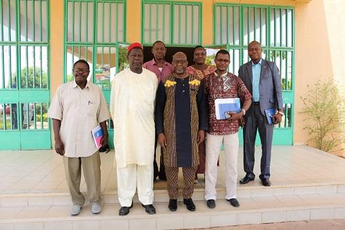 Des «Voix pour le Changement» au Ministère de l'Agriculture et des Aménagements Hydrauliques