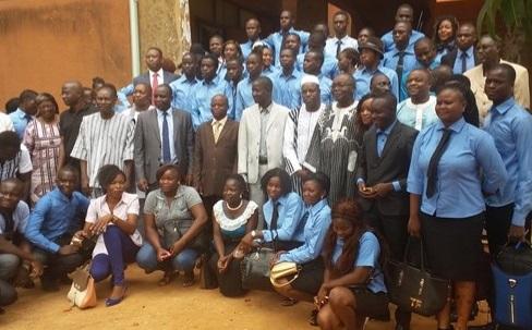 Université Ouaga II: 736 nouveaux juristes sur le marché de l'emploi
