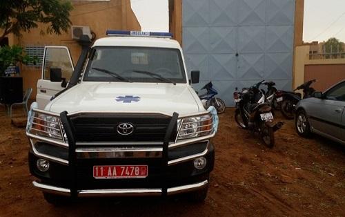 Enseignement supérieur public: Les œuvres universitaires ont reçu deux ambulances