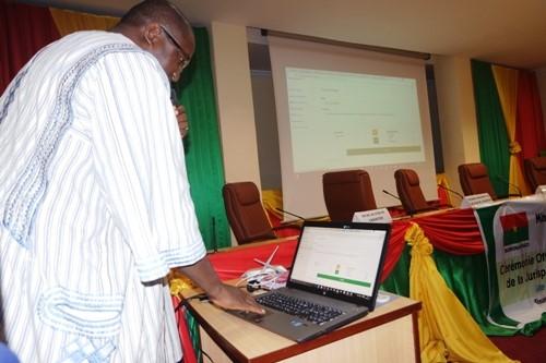 Ministère de la justice: La Législation et la Jurisprudence du Burkina Faso désormais en ligne