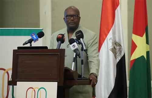 Le Président du Faso invite les hommes d'affaires égyptiens à investir au Burkina
