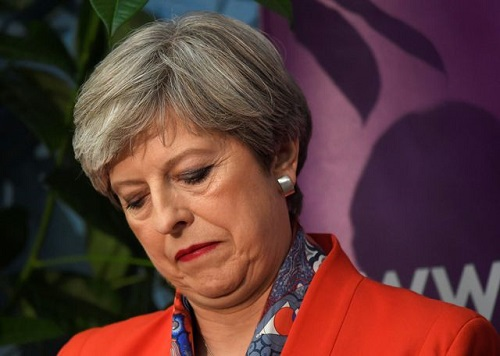Theresa May annonce le maintien du calendrier — Brexit