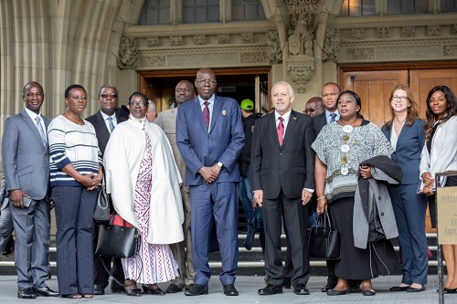 Mission des députés burkinabè  au Canada: Echanges fructueux  d'expériences entre Burkinabè et Canadiens