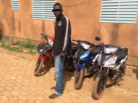 Police: Un réseau de voleurs à mains armées démantelé