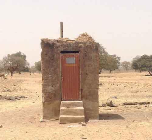 La perception des latrines Ecosan dans le village de Napalgué, dans la commune rurale de Dapelogo, Province de l'Oubritinga, Région du Plateau Central