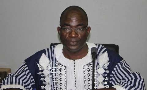 Projets et propositions de lois: Bassolma Bazié pour une consolidation des acquis de l'insurrection