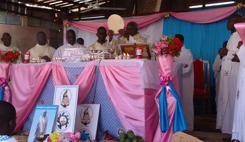 Religion: La paroisse Saint Joseph l'artisan de Kombissiri a fêté ses 50 ans