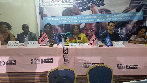 Education: Plan international Burkina Faso fait le bilan de la première année du projet PASS+