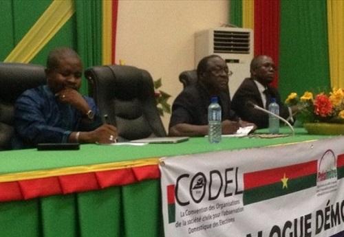 Lutte contre la corruption au Burkina: 51.4% des citoyens n'y croient pas, selon une étude du CGD