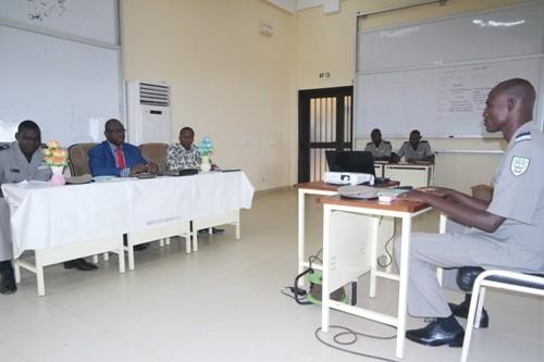 Police nationale: Ki Ernest décèle les inadéquations entre les emplois et les compétences