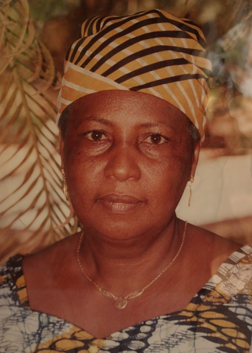 In memoria : MARGUERITE MARIE SIDIBE