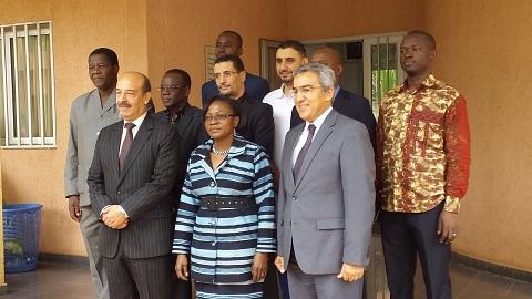 Médias: Le CSC a signé une convention d'exploitation avec Medi 1, une radio internationale marocaine