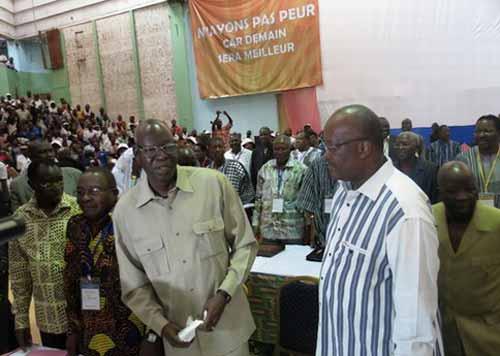 Burkina Faso: Situation nationale, je suis obligé de parler…