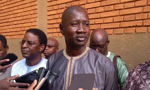 Préparatifs du baccalauréat: Le ministre Alkassoum Maiga était sur le terrain