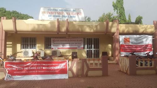 Bobo-Dioulasso: Le centre régional de transfusion sanguine a rendu hommage aux donneurs de sang bénévoles