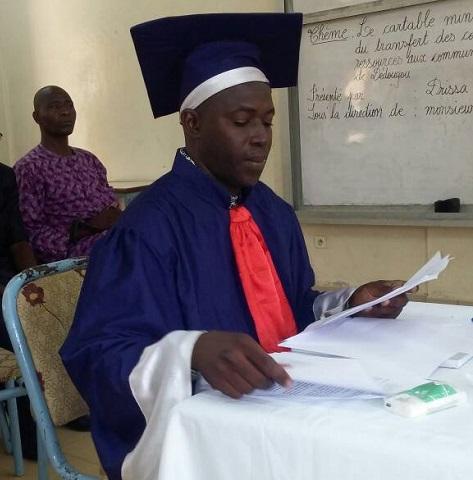 Gratuité des fournitures scolaires: Drissa Millogo se penche sur la mise en œuvre de cette politique dans la commune de Dédougou