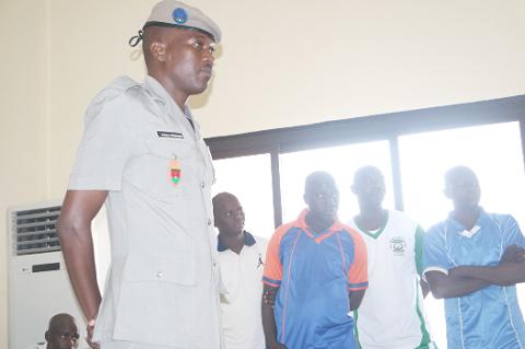 Insécurité au CHU-Yalgado Ouédraogo: Un élève Commissaire de police livre les résultats de ses travaux