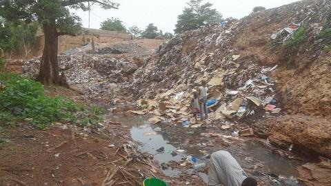 Insalubrité à Dioulasso-Ba: Un phénomène à prendre à bras le corps