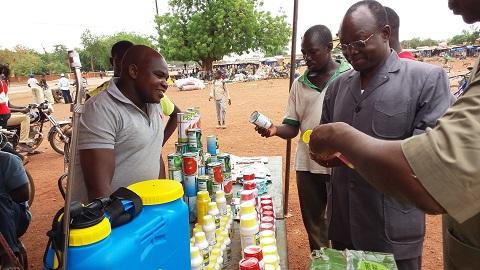 Agriculture: Le Réseau MARP Burkina initie une foire aux intrants au profit des producteurs du Sanguié