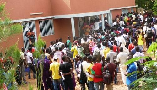 Palais de justice  de Ouagadougou: Les activités ont repris