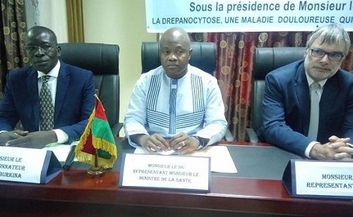 Journée mondiale de lutte contre la drépanocytose: Le CID/Burkina forme pour atténuer la  douleur des patients