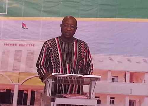 Paul Kaba Thiéba: «Le PNDES est en marche, malgré un front social particulièrement agité»