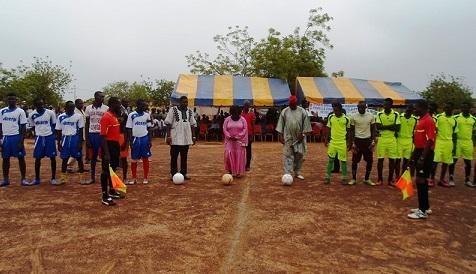 Promotion du football au Zondoma: La coupe «Birgui Julien Ouédraogo» pour l'émergence des talents