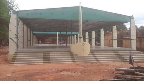 Projet de réhabilitation de la vieille mosquée de Dioulassoba: La première phase est achevée