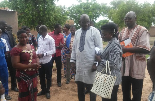 Formation et insertion professionnelles: Le ministre Smaila Ouédraogo entame une tournée nationale par l'Est