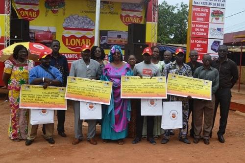 Loterie nationale: Quatre heureux gagnants ont reçu plus de 170 millions