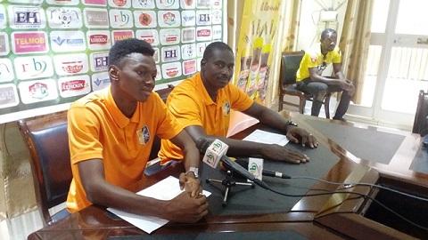 27e journée du championnat national D1:«Nous allons mettre la pression au RCK», dit Boureima Kaboré, entraîneur de l'EFO
