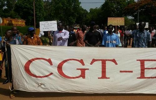 Dégradation  de la route Koupéla-Fada(RN-4): Des OSC entament une marche de protestation de 72 h