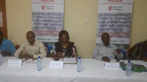 Banfora: L'ONG Save the Children outille des acteurs locaux sur les risques de la migration des jeunes