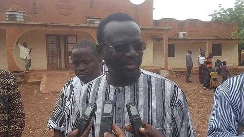 Démission de Me Ambroise Farama de l'UNIR/PS: Me Bénéwendé Sankara réagit