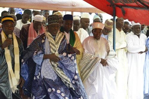 Ramadan à Bobo-Dioulasso: Les fidèles musulmans ont prié pour la paix et la cohésion sociale