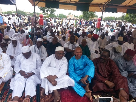 Ramadan 2017 au Burkina: L'Aïd-el-fitr célébré sous le signe de la paix, de la justice et de la coexistence pacifique