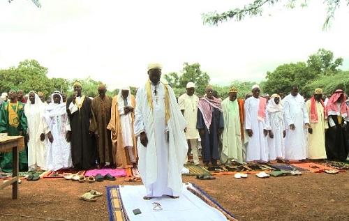 Célébration de la Ramadan à Gaoua: Les fidèles musulmans ont prié pour la réussite du 11 décembre