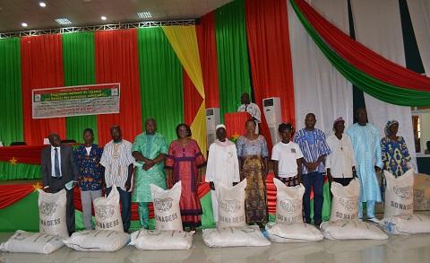 Aide aux personnes vulnérables: Le programme national de réponse aux besoins lancé à Kaya