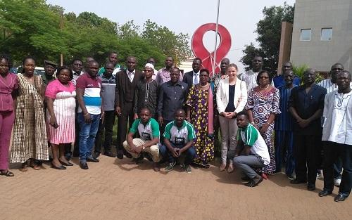 Lutte contre la drogue: L'ONG REVS+ souhaite la mise en œuvre d'un centre spécifique