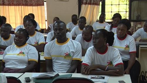 Centre régional de volontariat de l'Est: Des pré-volontaires formés à leur insertion socioprofessionnelle